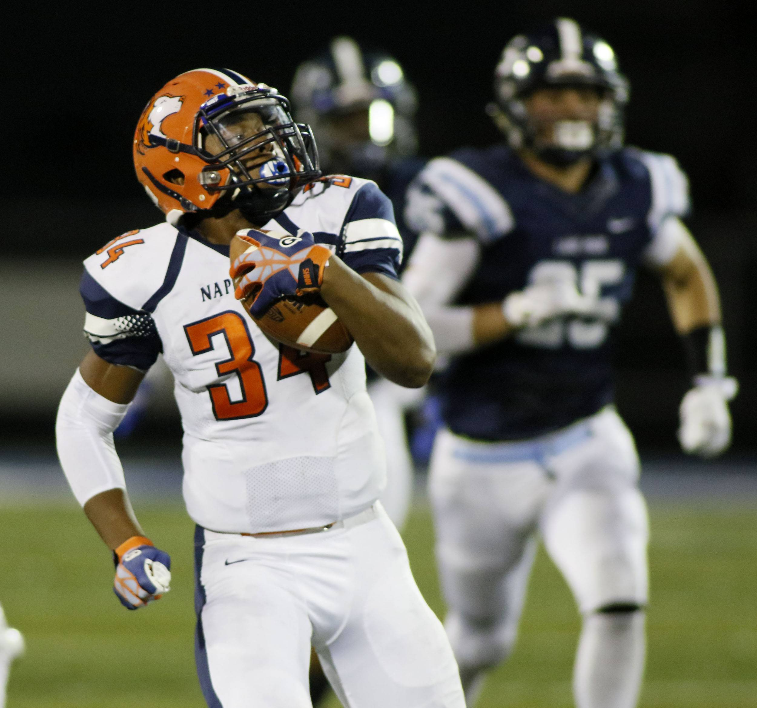 Images: Naperville North over Lake Park, 28-23 in football
