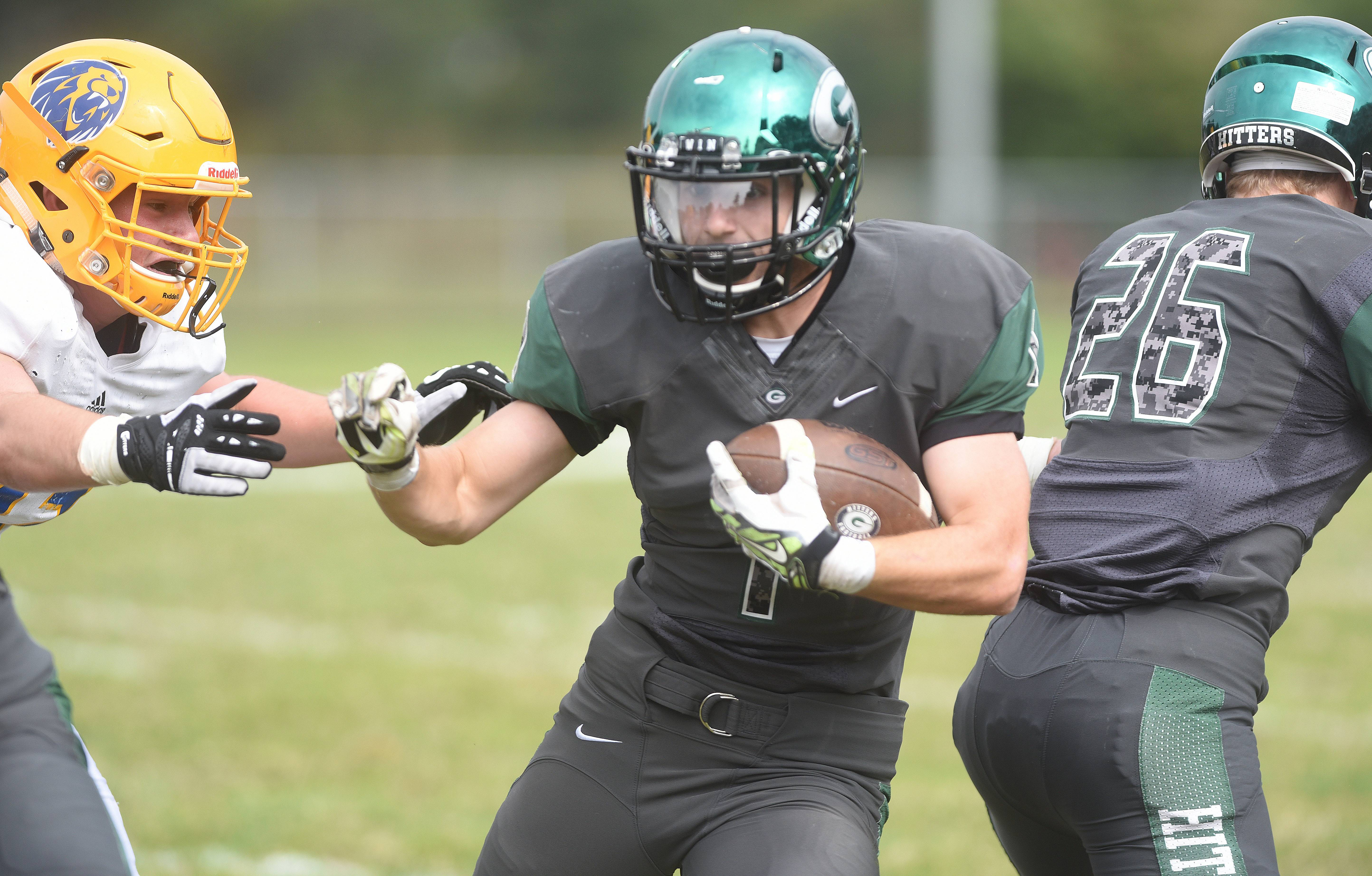 Glenbard West's Silver streak reaches end of line