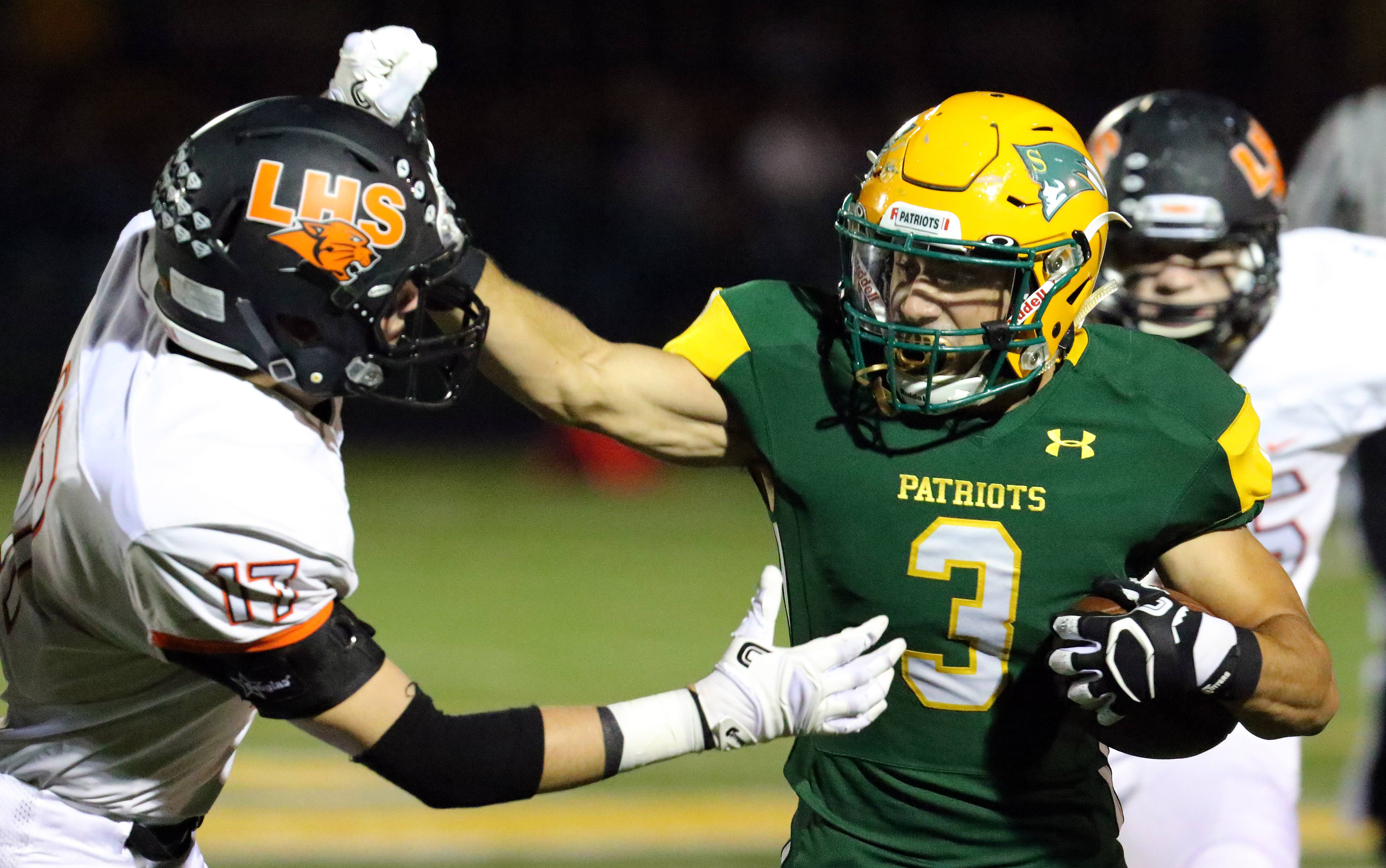 Images: Stevenson over Libertyville, 27-14 in football