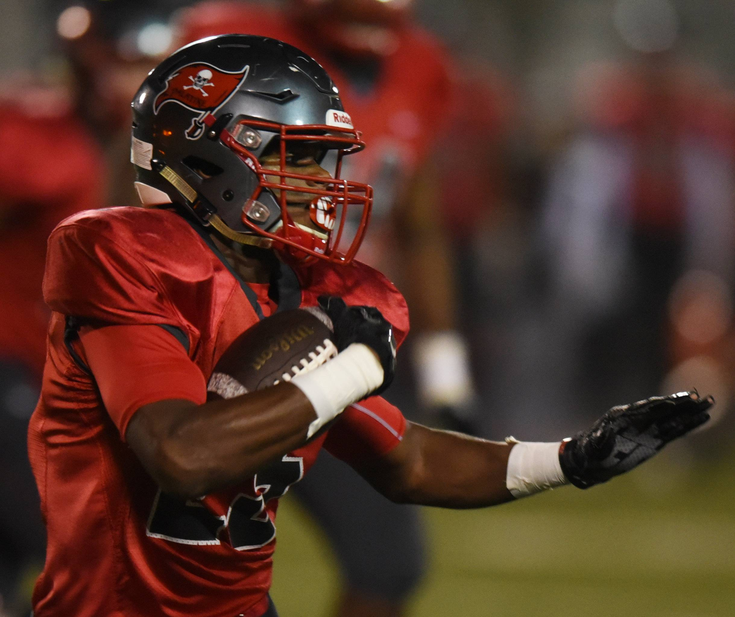 Images: Palatine over Fremd, 21-14 in football
