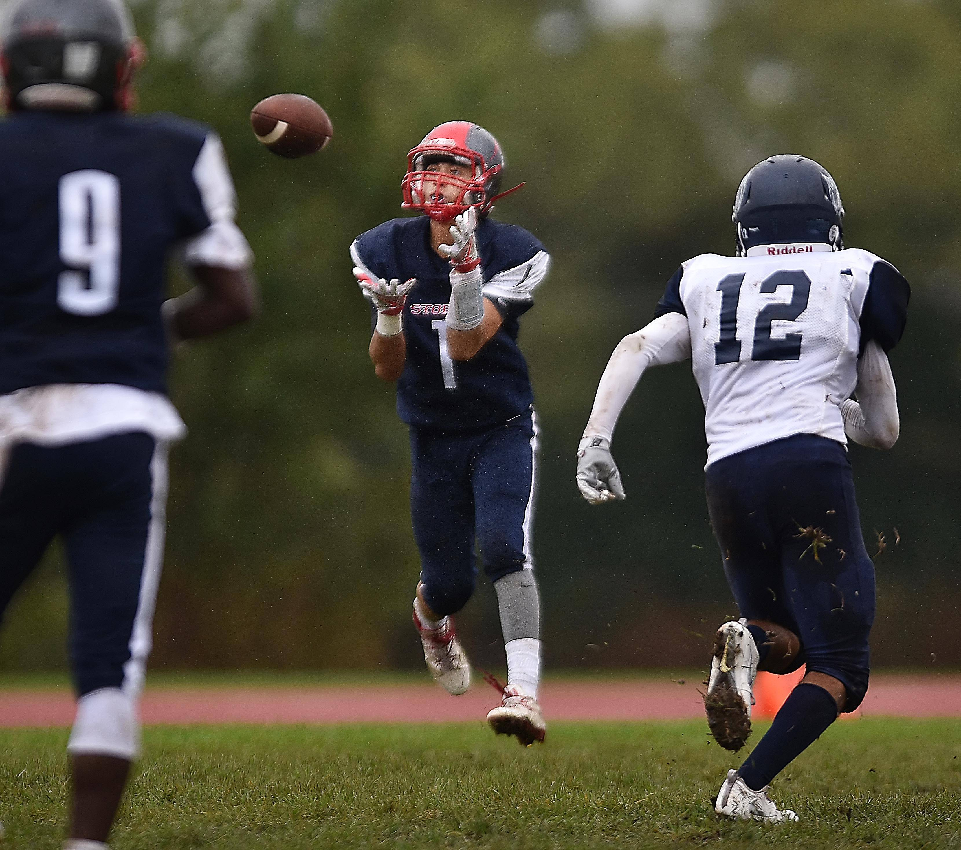 Images: West Chicago vs. South Elgin, football