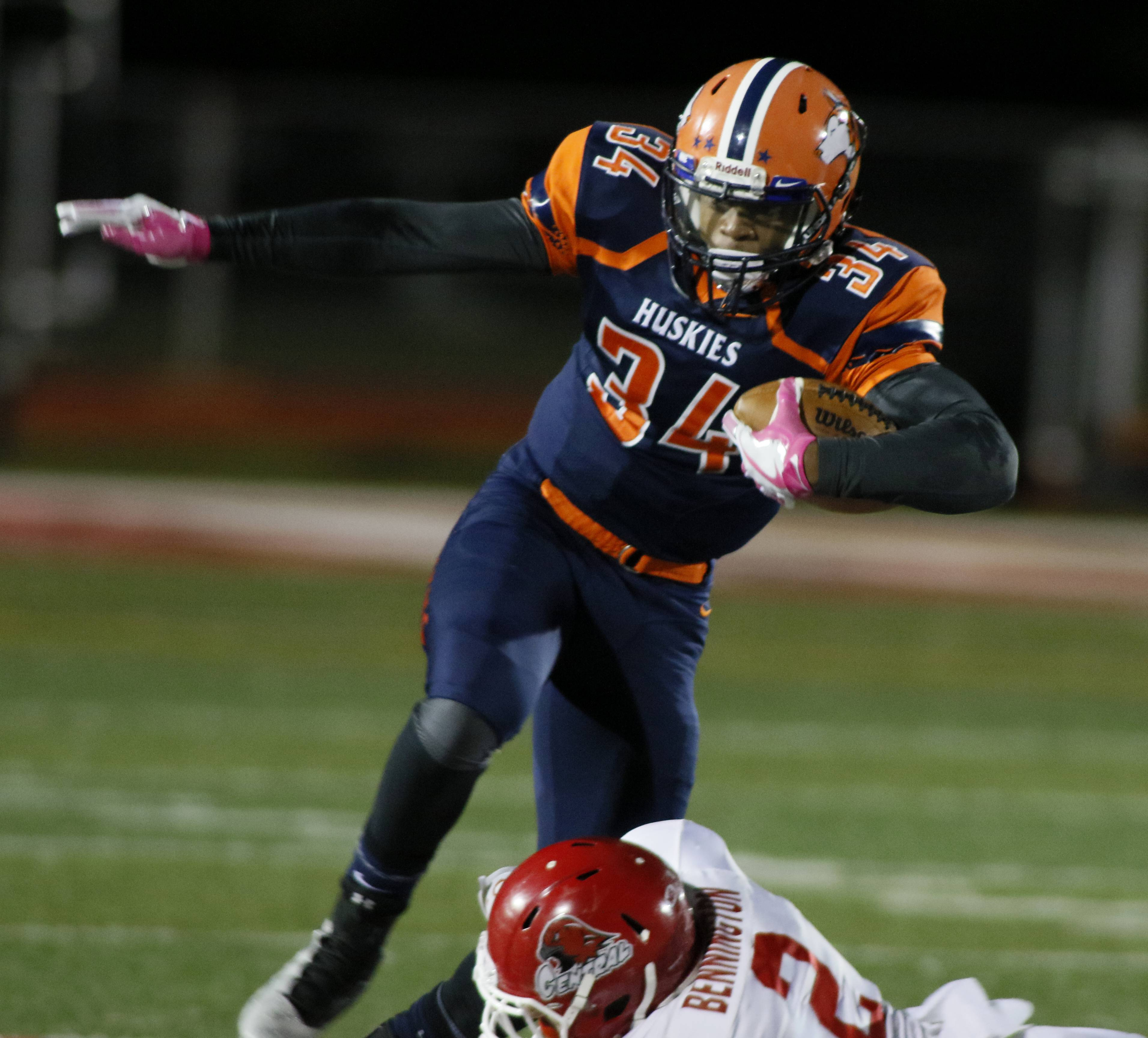 Images: Naperville Central vs. Naperville North football