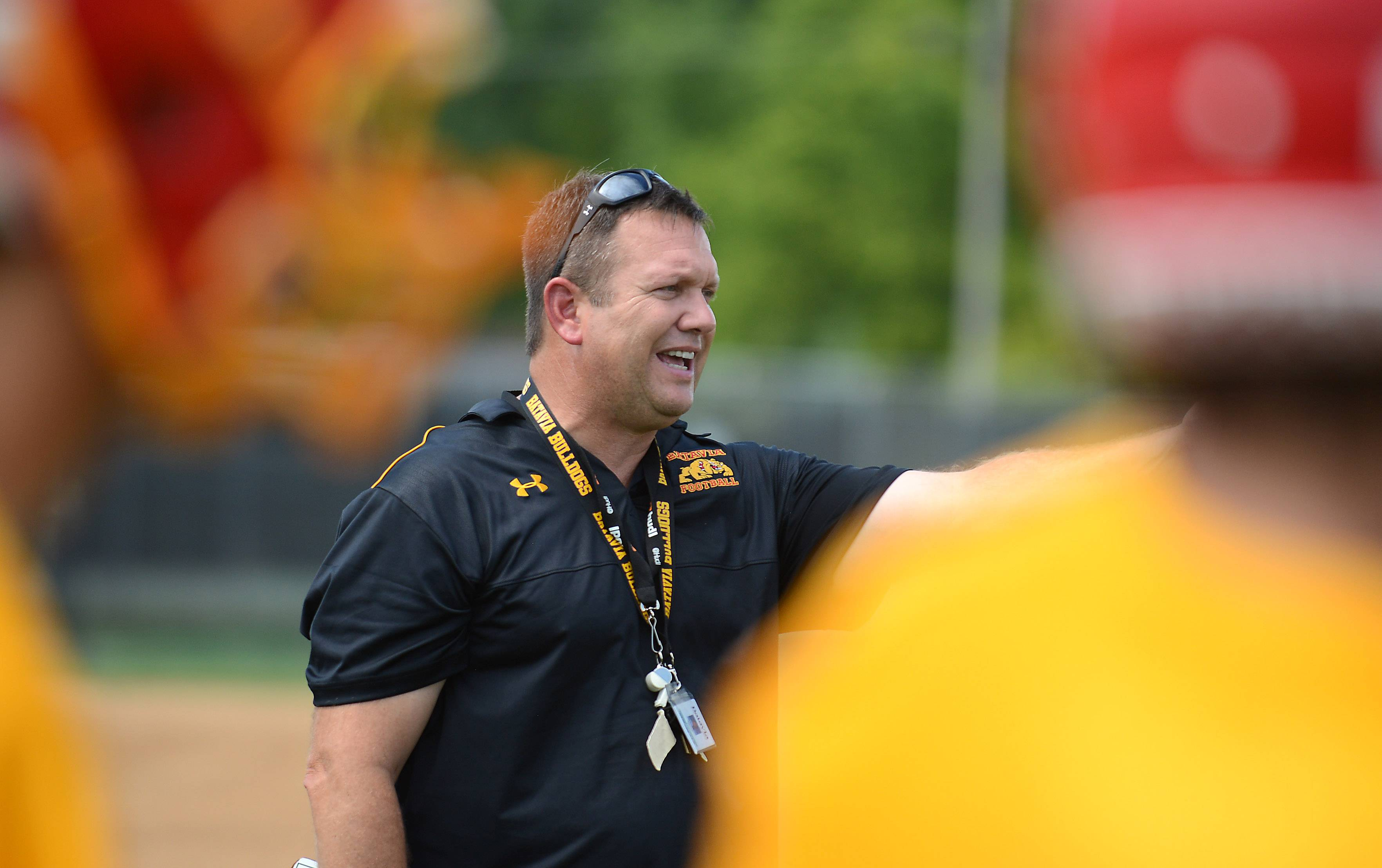 Batavia head coach Dennis Piron says his school should make its own decision and not be influenced by others when it comes to potentially leaving the Upstate Eight Conference.