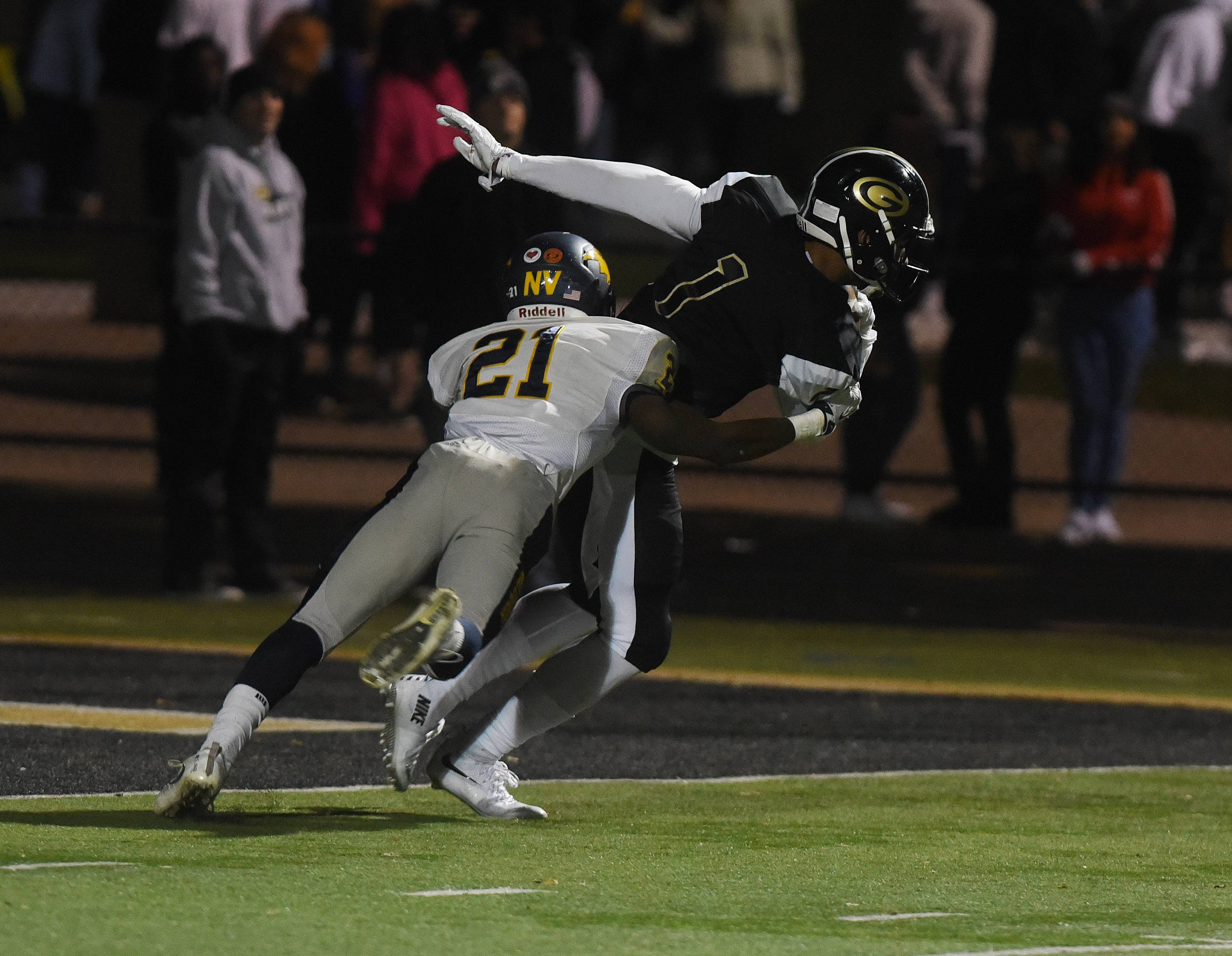 Glenbard North grabs Neuqua Valley's momentum