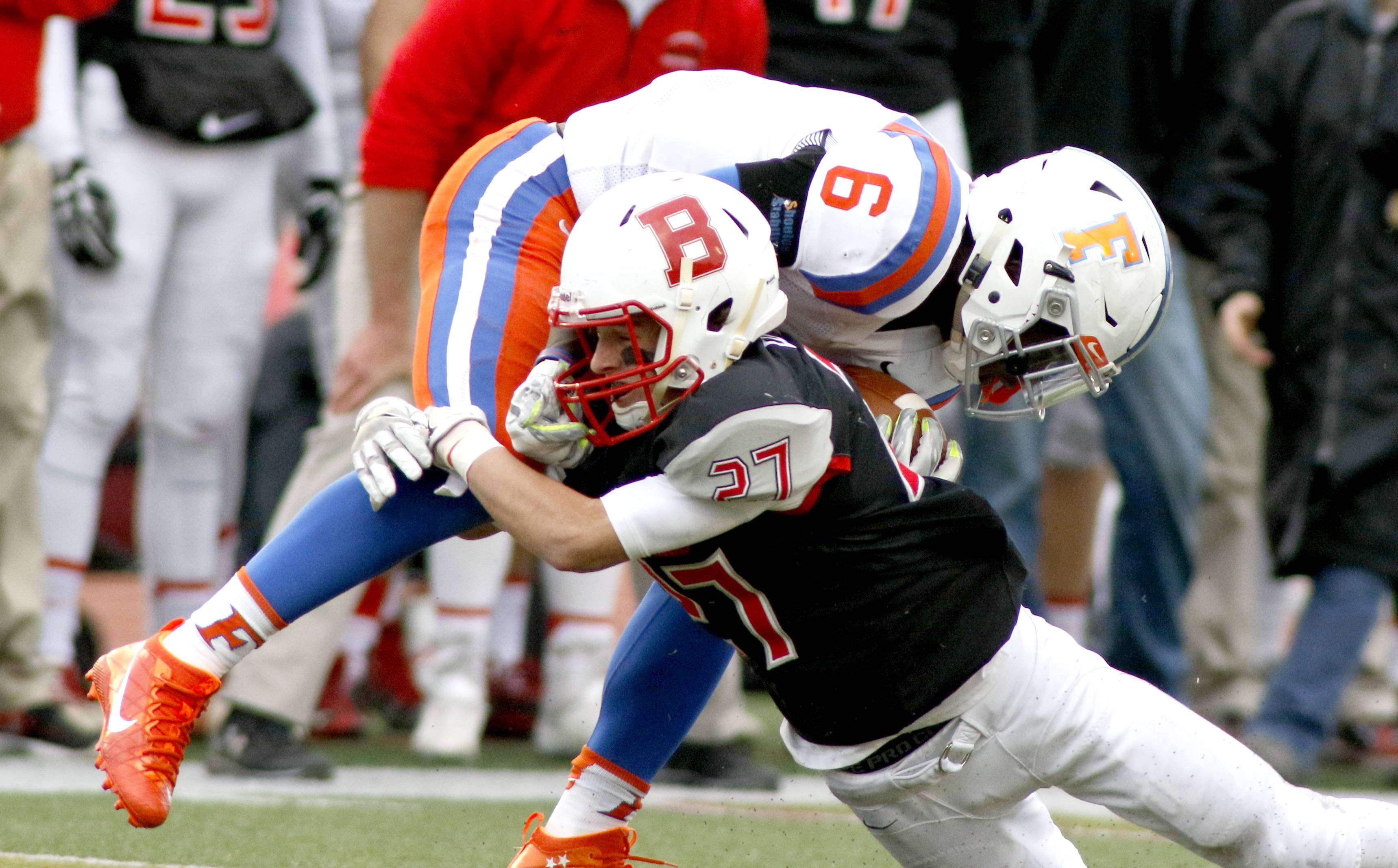 East St. Louis stops Benet's playoff run in semifinals