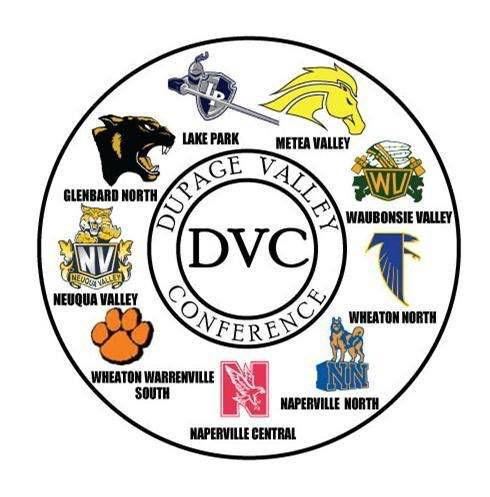 DuPage Valley Conference logoDVC