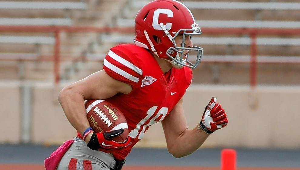 Geneva graduate Ben Rogers just completed a stellar four-year career playing football at Cornell University.