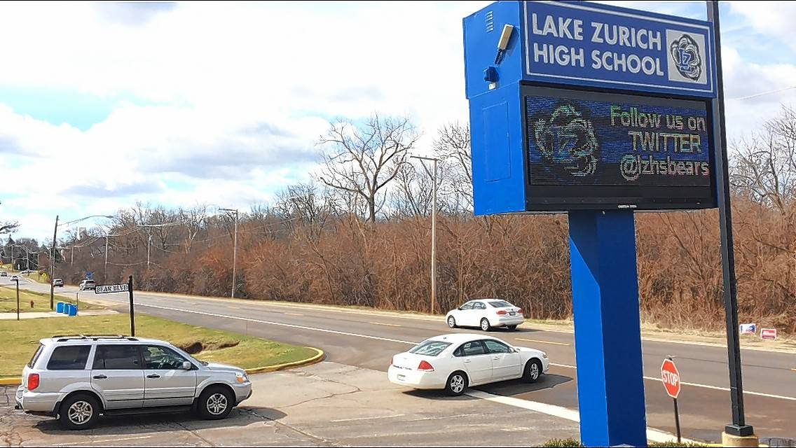 A report on an internal investigation related to allegations of hazing by Lake Zurich High School football players is expected to be released next month.