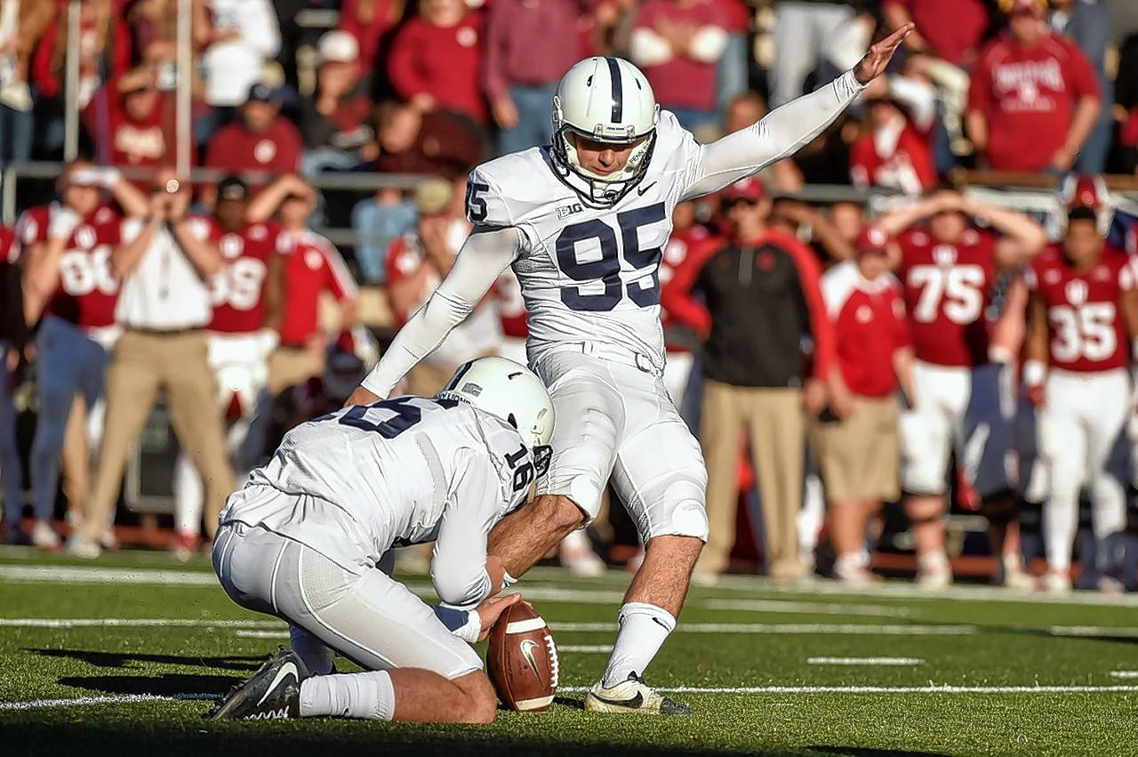 St. Charles North graduate Tyler Davis will be kicking PATs and field goals for Penn State in the Jan. 2 Rose Bowl.