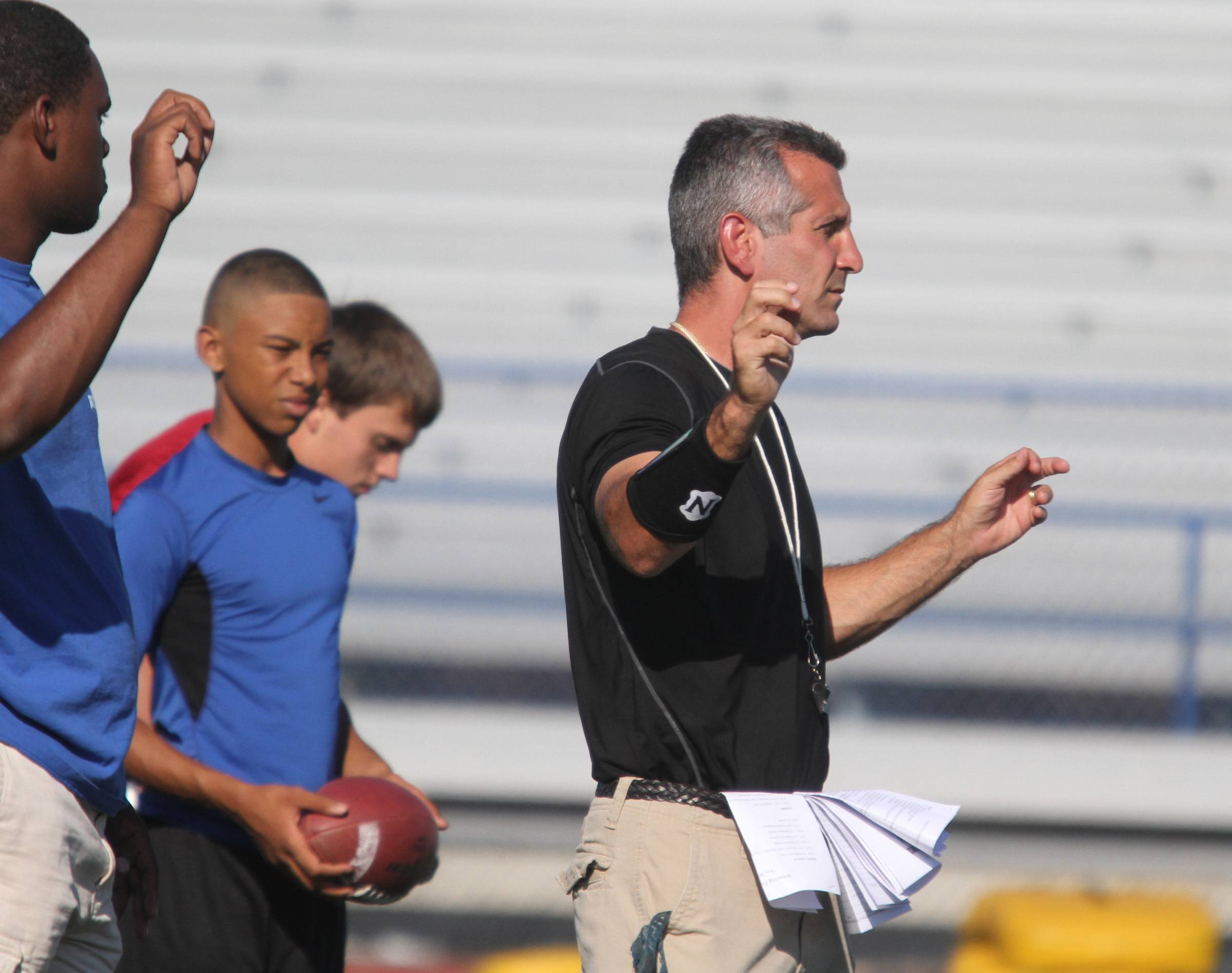 Brent Pearlman is headed for a spot on Fremd's football staff, as defensive coordinator.