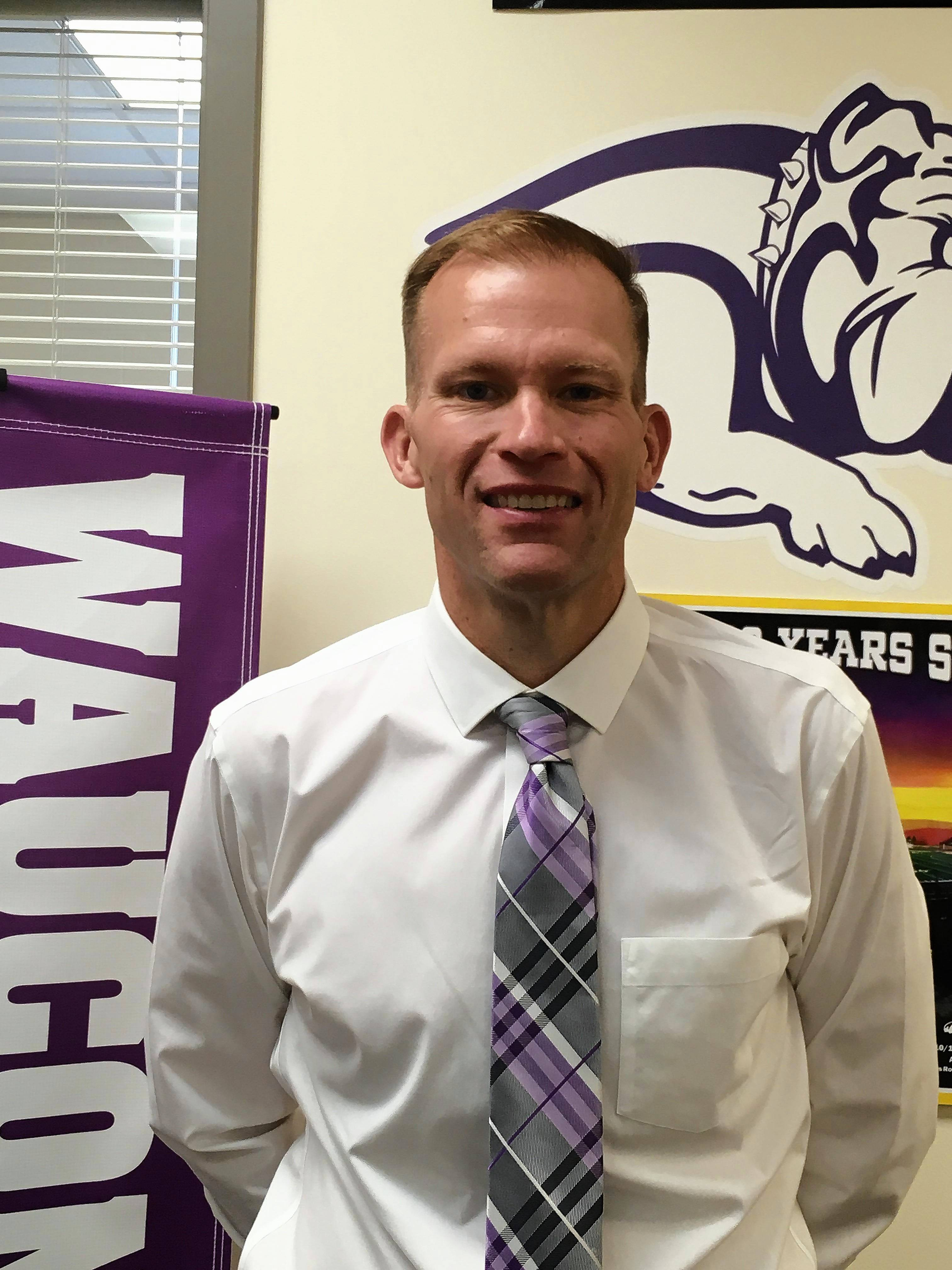 Mark Ribbens has been hired as Waucona High School's new athletic director and will start July 1.