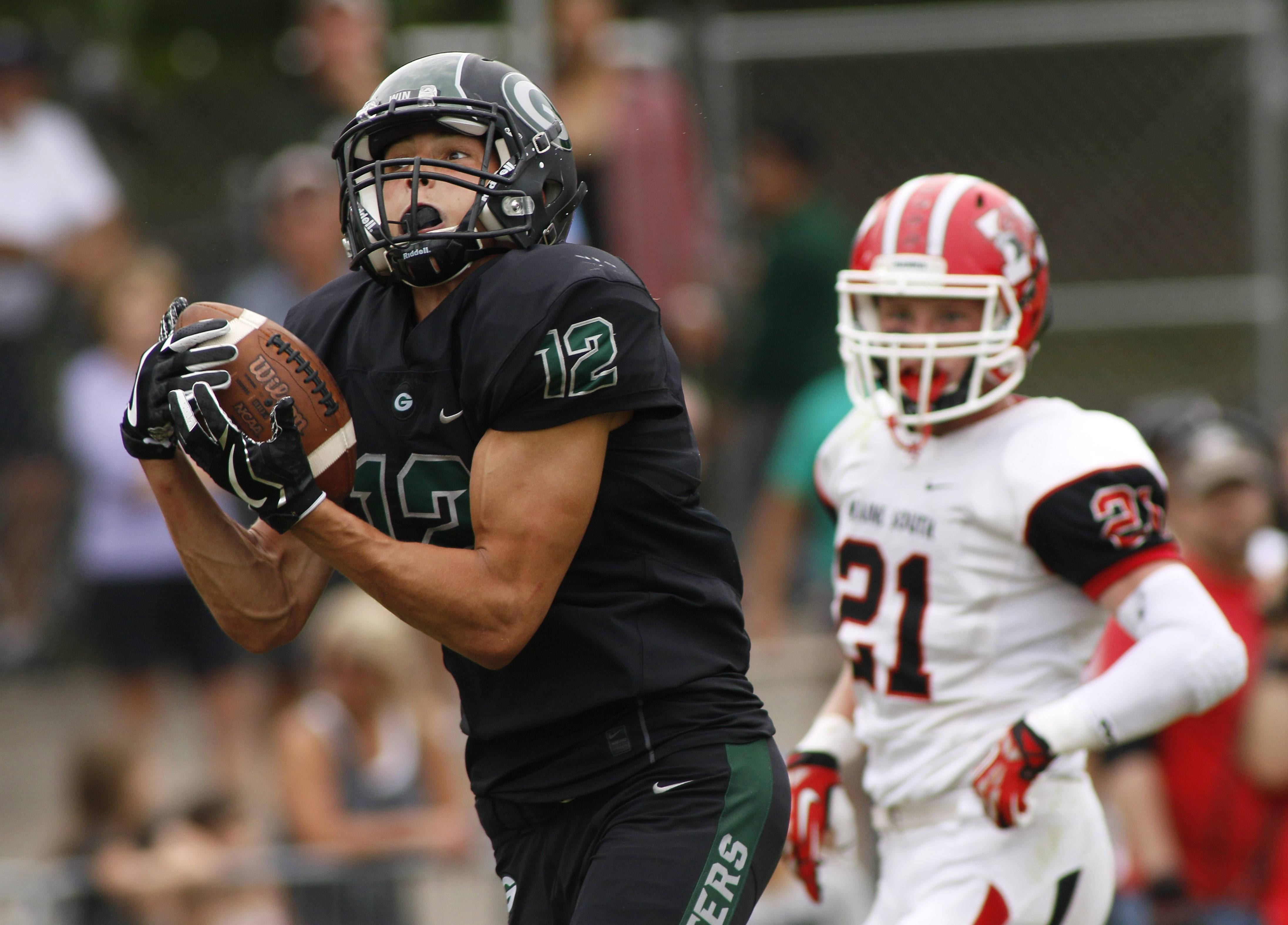 Images: Maine South vs. Glenbard West football
