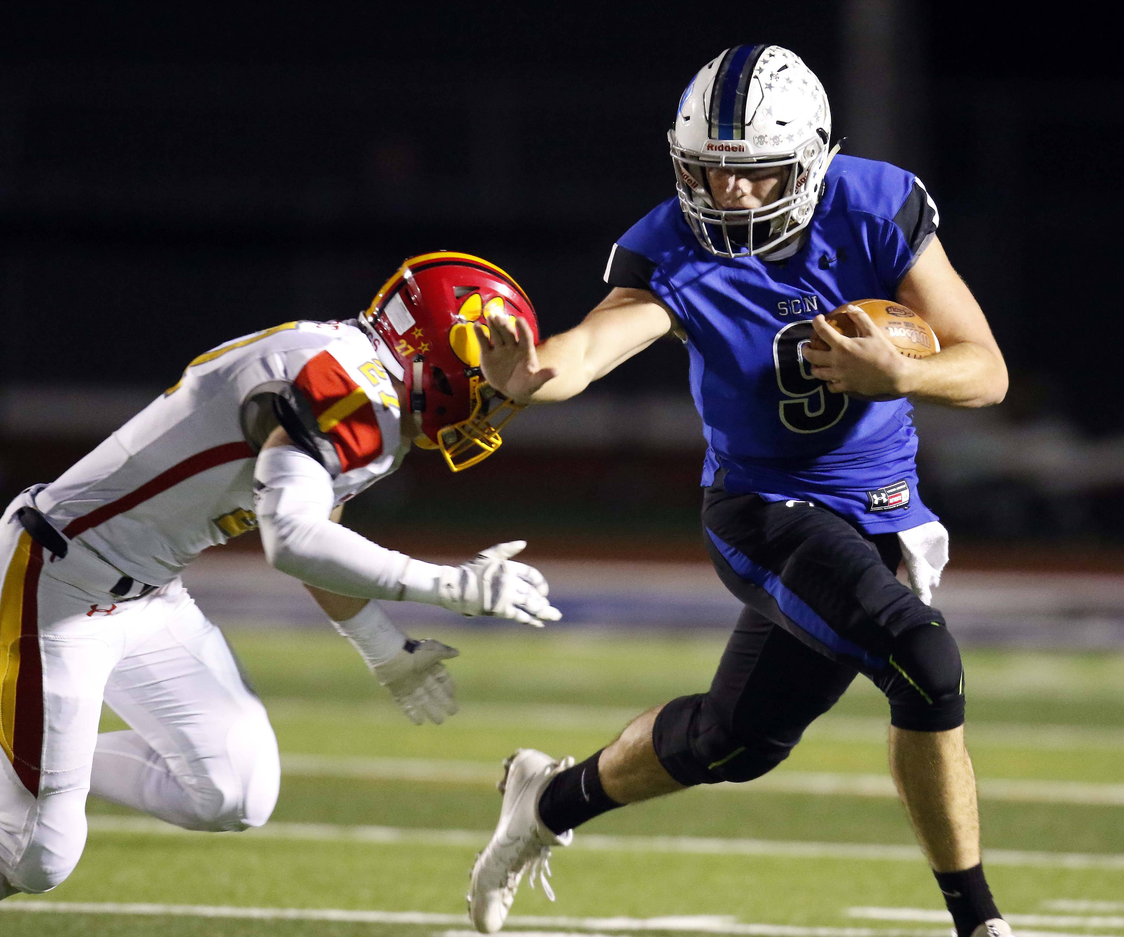 In a classic, St. Charles North upends Batavia