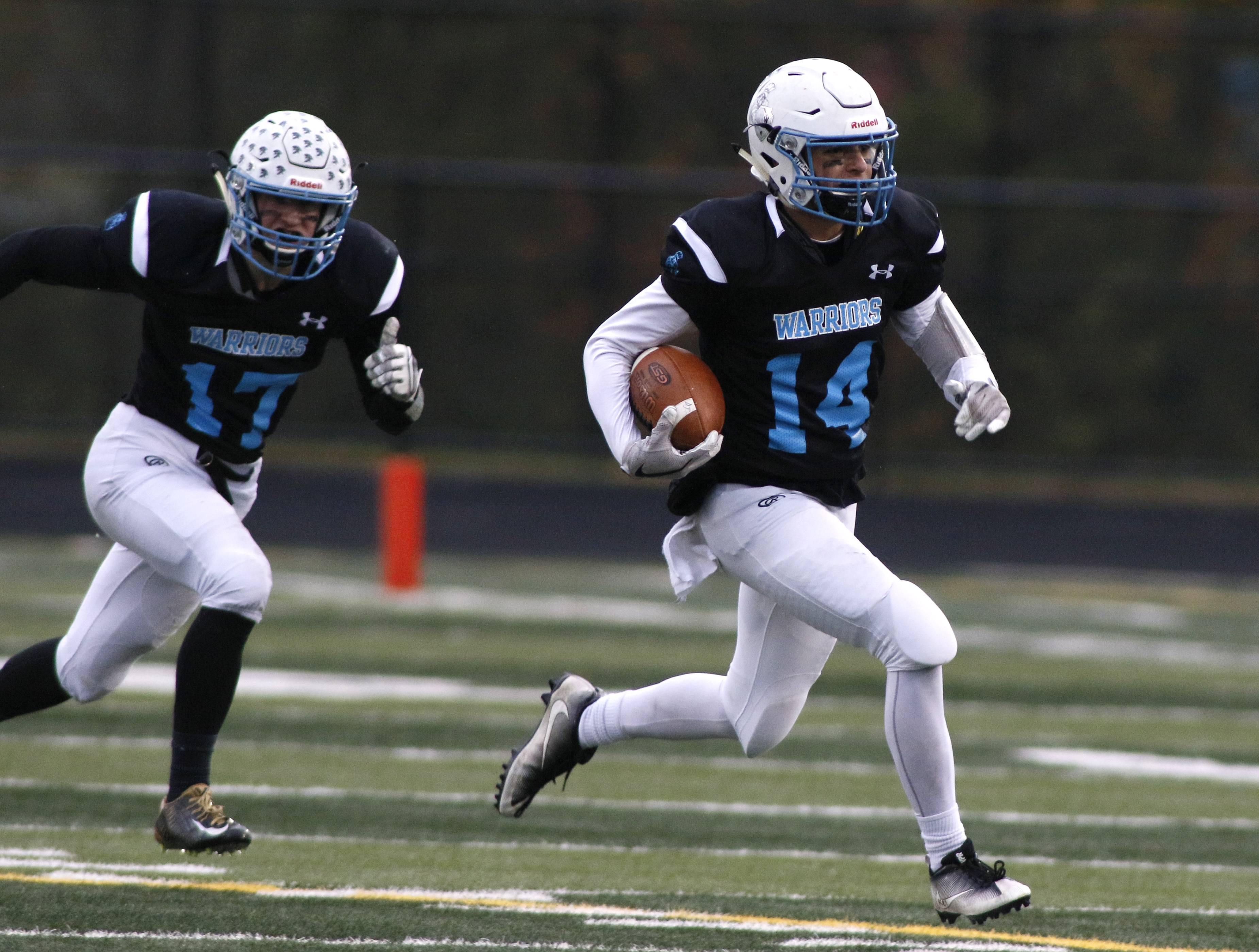 Willowbrook works fast to rout Deerfield