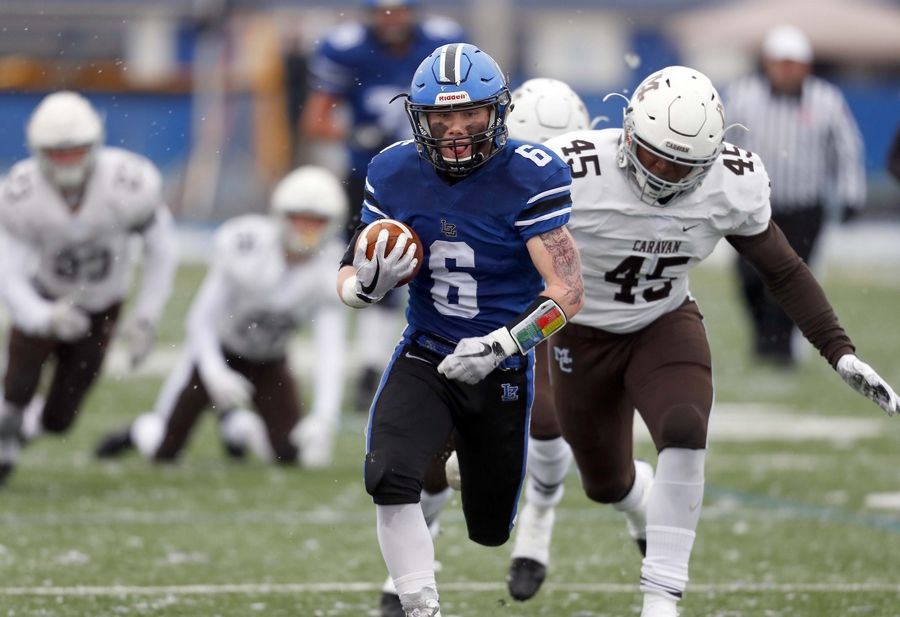 Lake Zurich Football >> Scouting The Class 7a State Championship Game Lake Zurich Vs Batavia