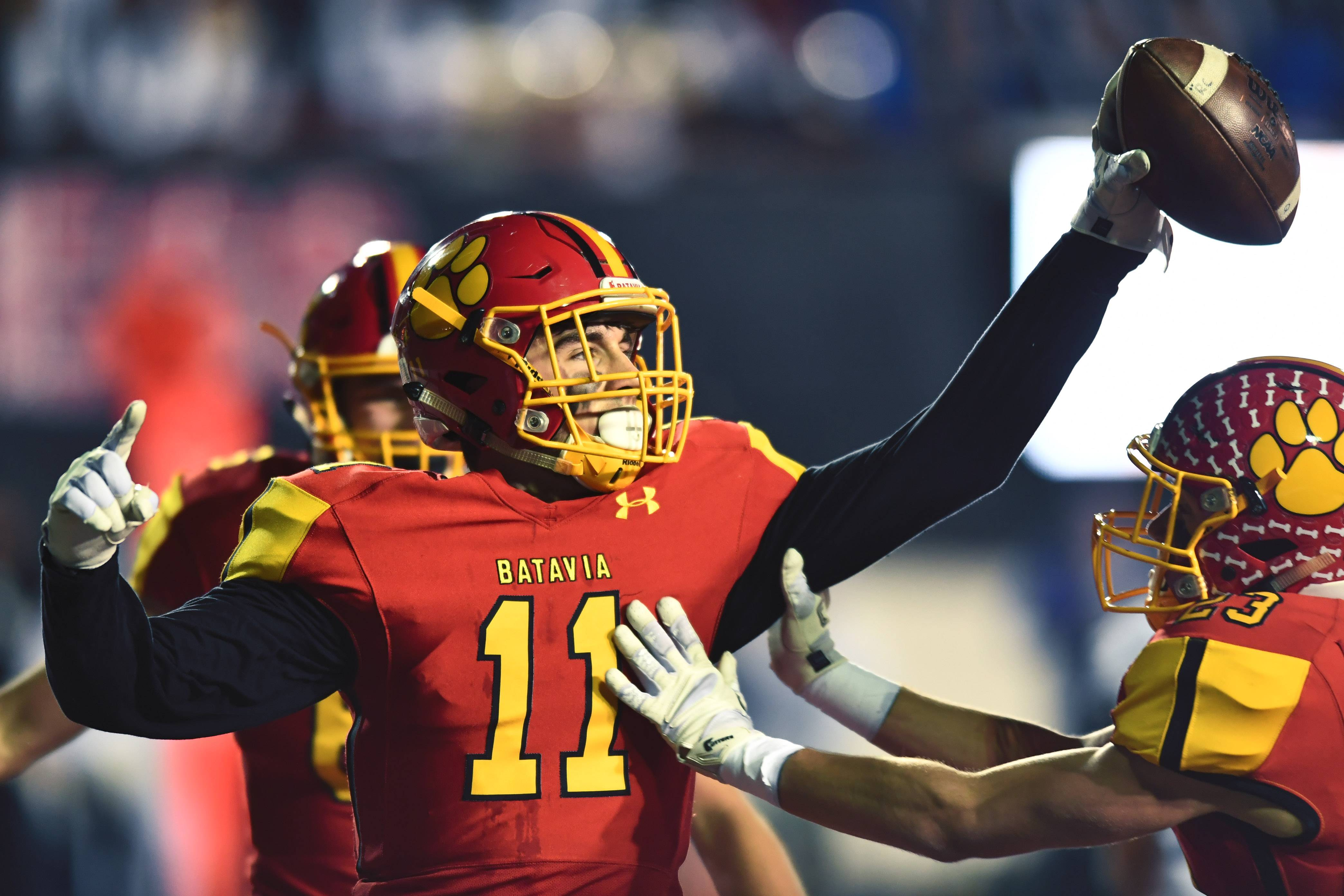 Batavia Defeats Lake Zurich In Ot Thriller For Class 7a State