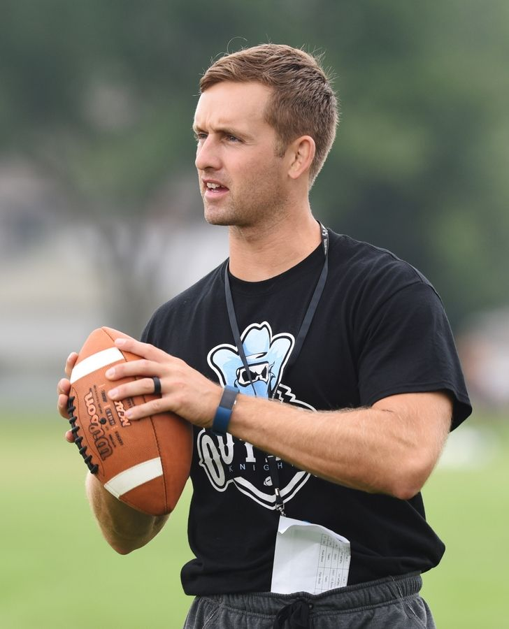 Coach Dan DeBoeuf is among the new faces in the Mid-Suburban East this fall; he leads a Prospect program hungry for improvement.