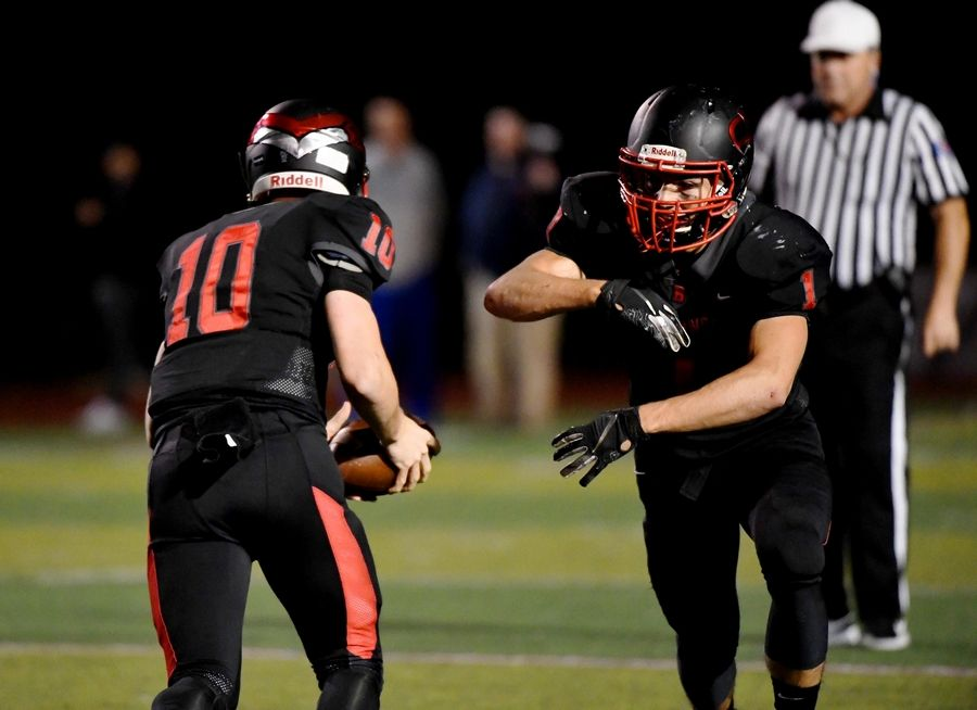 Benet and the rest of the East Suburban Catholic Conference will merge with the Chicago Catholic League for football only, forming six divisions of four teams each.