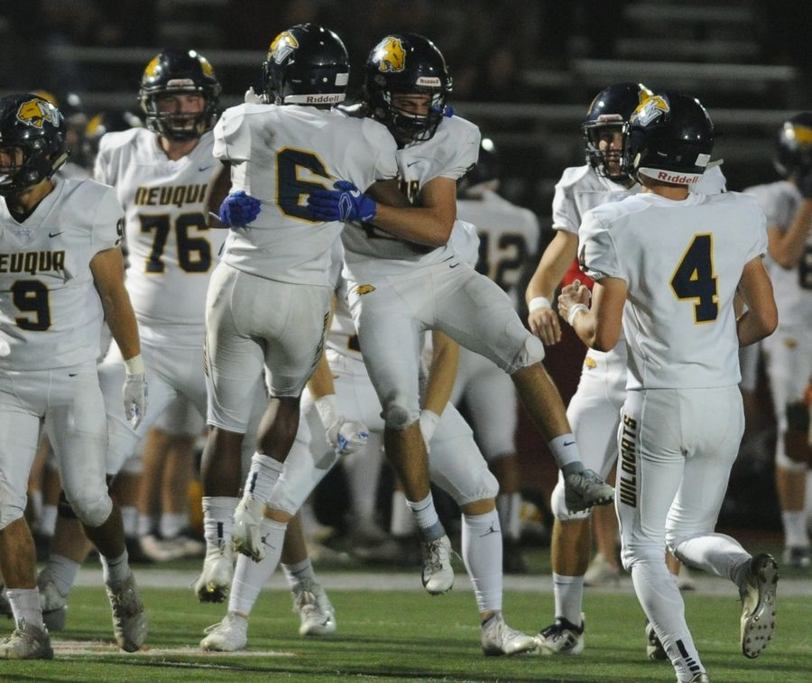 Neuqua Valley can clinch a playoff spot with a win against Naperville North on Friday night.