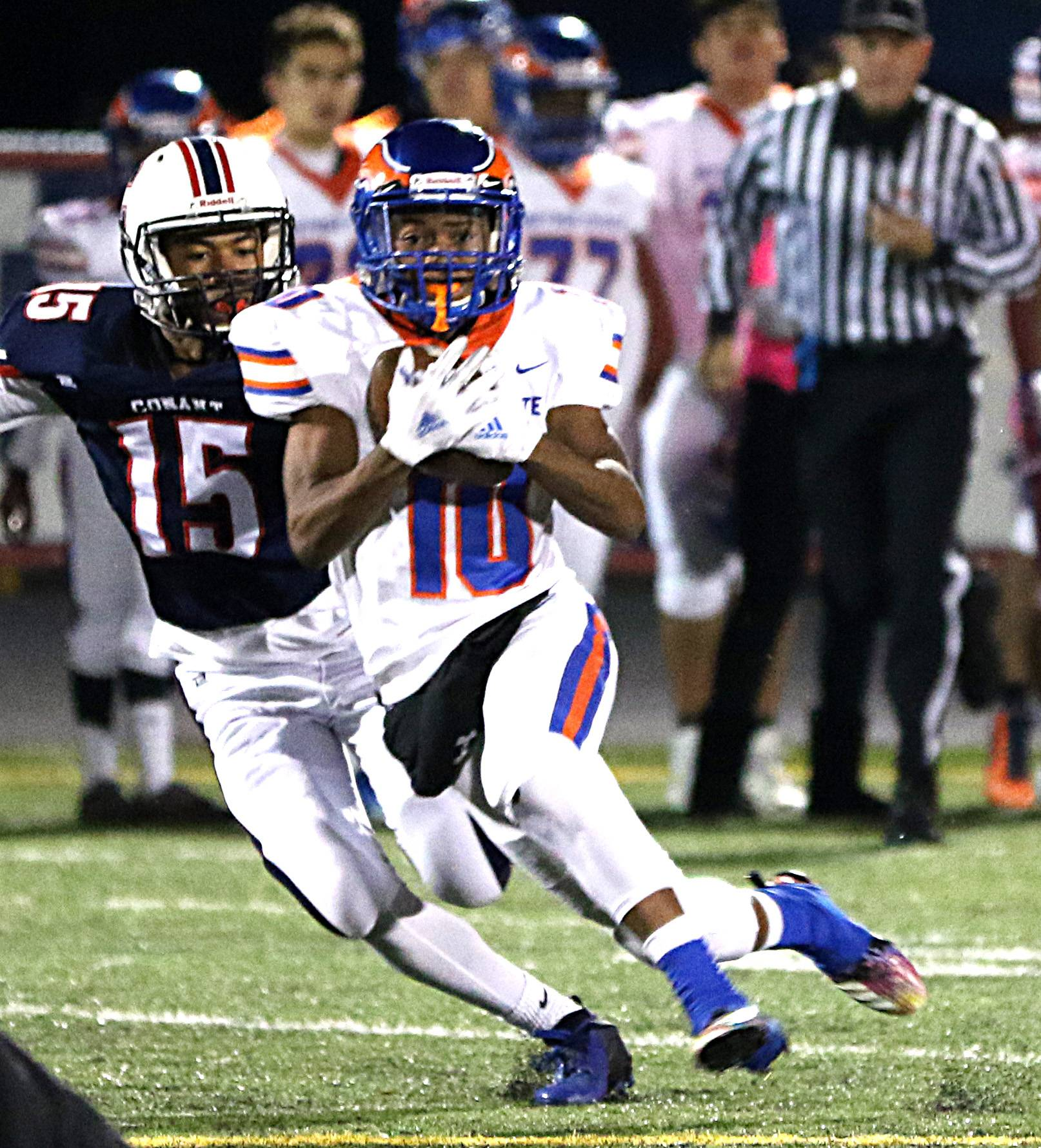 Hoffman Estates holds off Conant