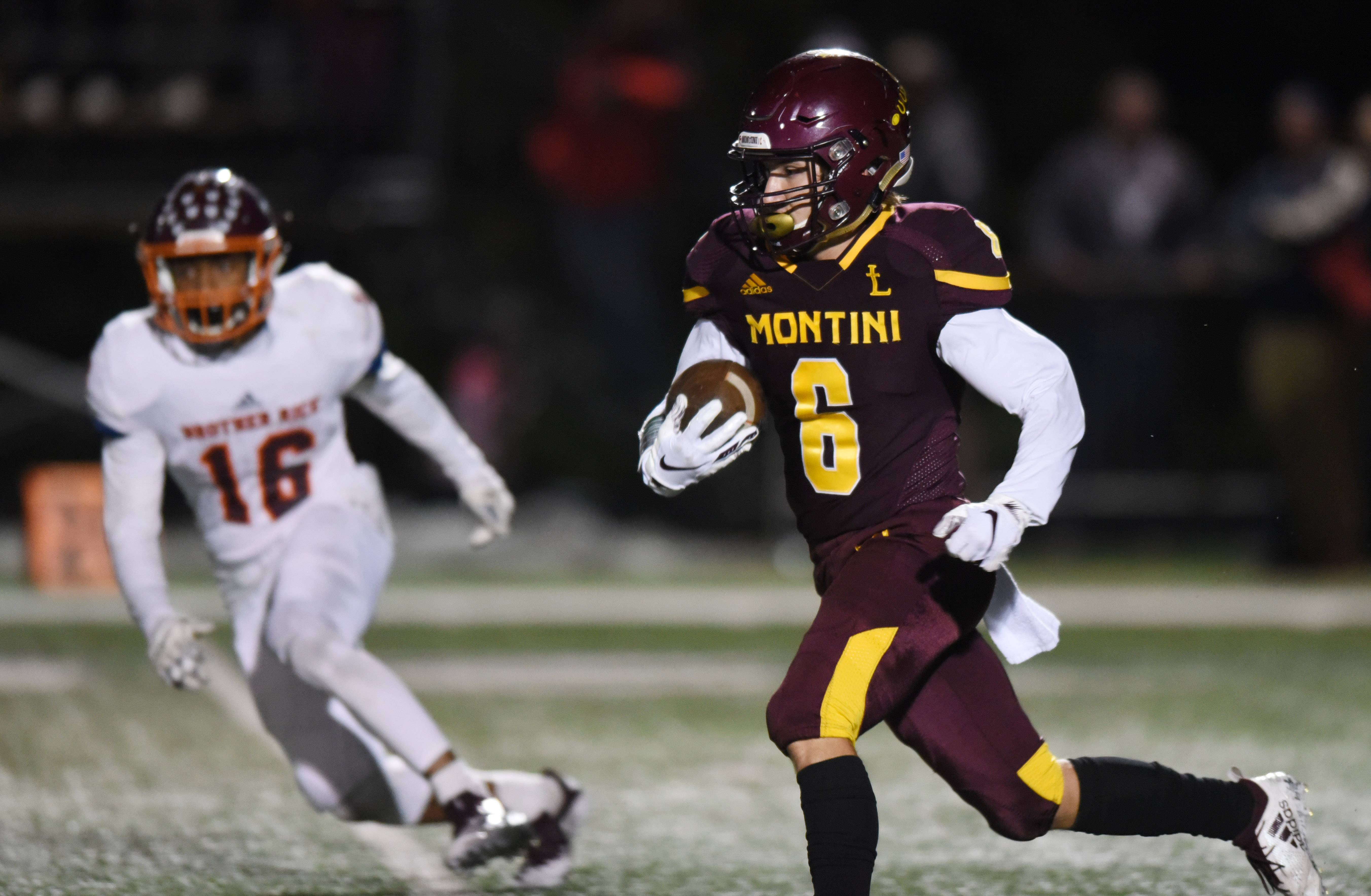 Brother Rice too tall a task for Montini