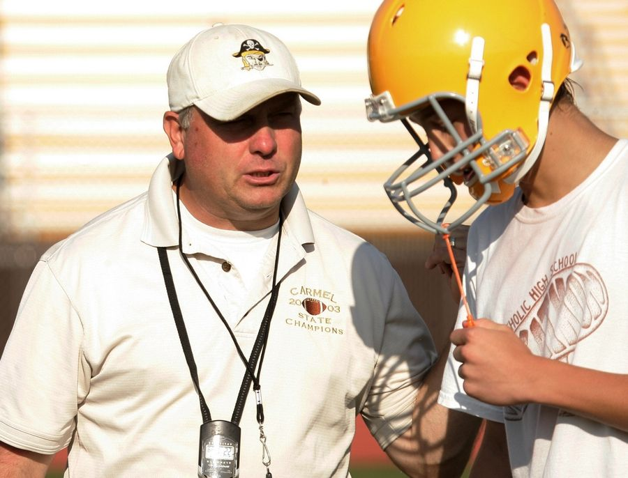 Former Carmel Catholic head coach Andy Bitto has joined Antioch's staff.