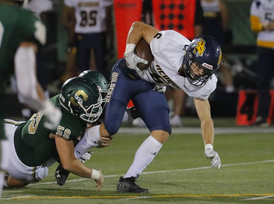 Photos from the Neuqua Valley vs. Stevenson football game on Friday, Sept. 6 in Lincolnshire.