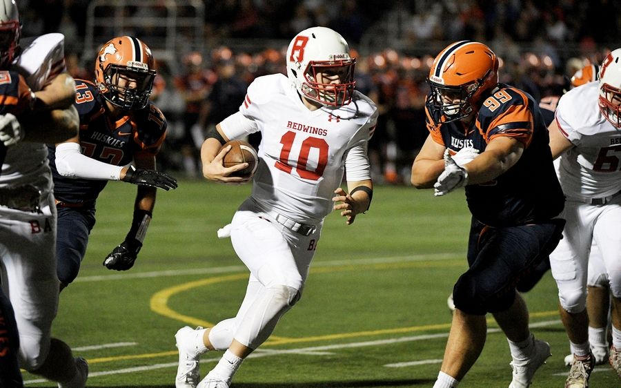 Benet will put its undefeated record on the line at Loyola on Saturday afternoon.