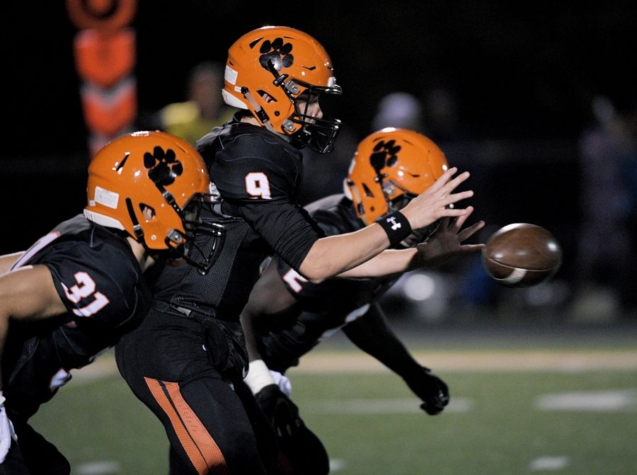Wheaton Warrenville South appears to have a favorable draw in Class 7A.