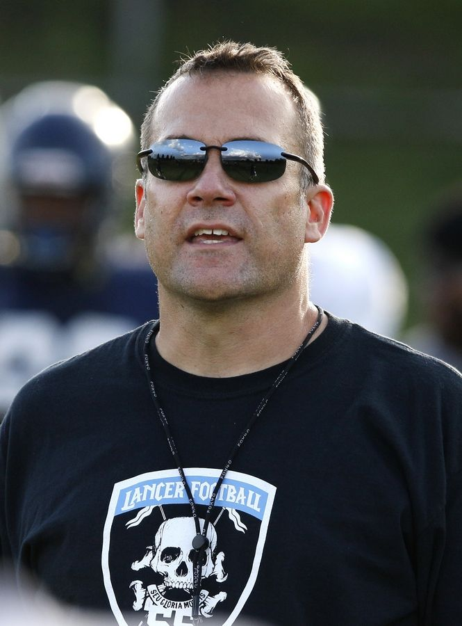 The football program at Lake Park High School has been placed on probation after an investigation revealed former head football coach Chris Roll violated bylaws pertaining to the recruitment of athletes, District 108 said in a statement.