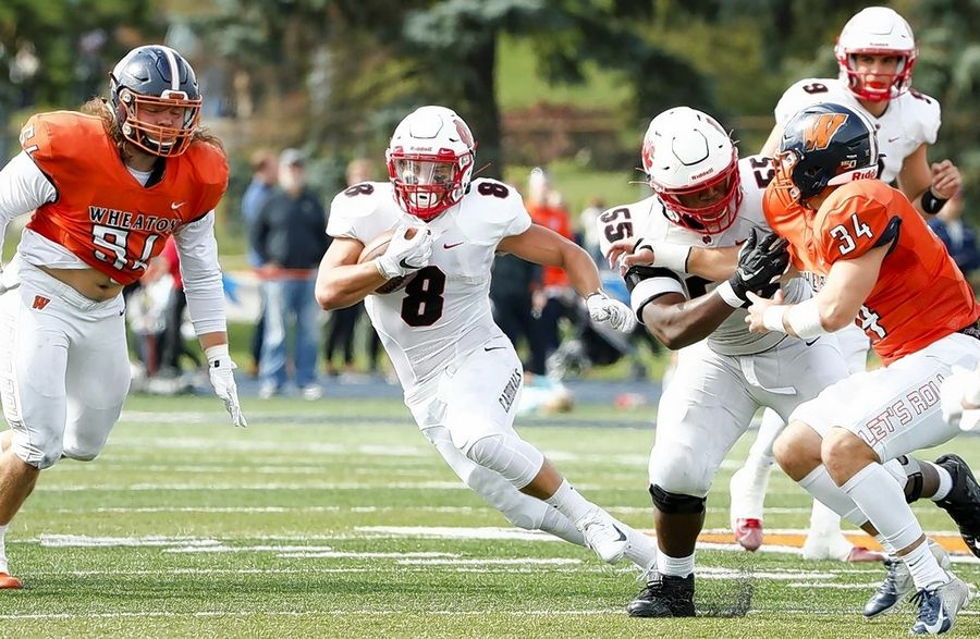 Lakes graduate Ethan Greenfield has been a key contributor for the North Central College football team, which will play Wisconsin-Whitewater on Friday for the NCAA Division III national championship.
