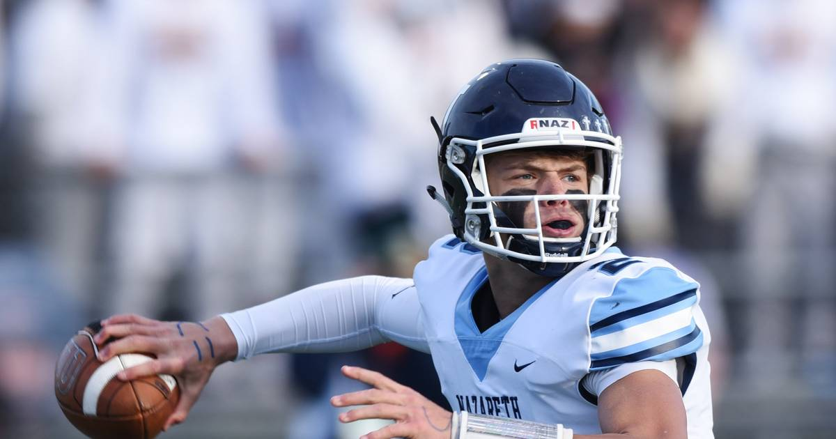 Illinois' top prep football prospect transfers out of state