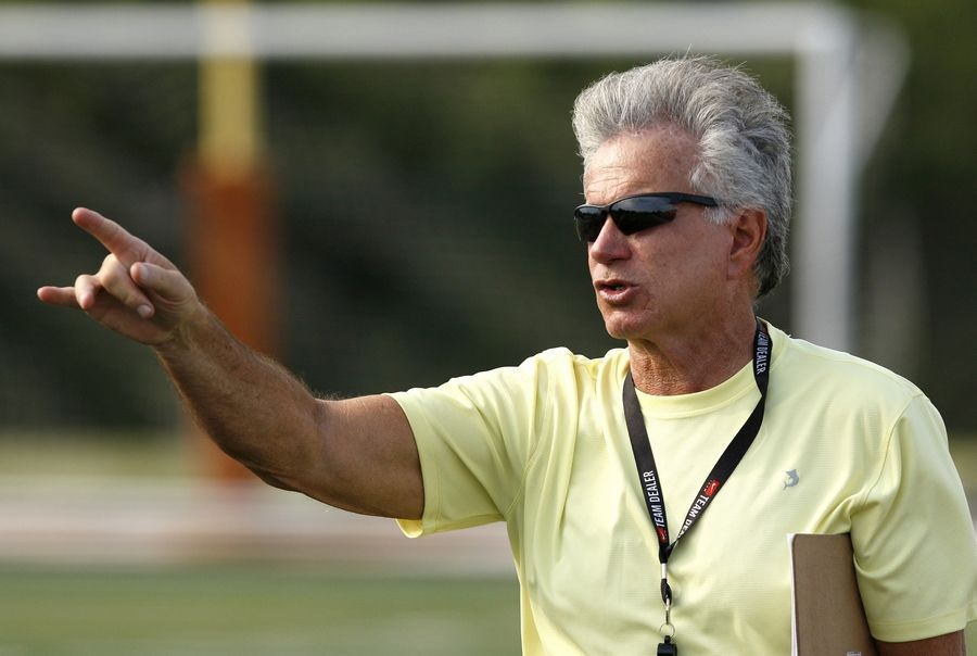 Wheaton Warrenville South football coach Ron Muhitch says his program will not host the Red Grange Classic 7-on-7 tournament this summer.
