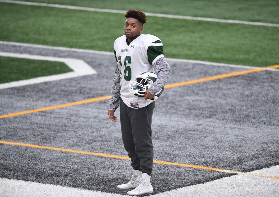 Grayslake Central basketball and football standout Amarion Coleman will be back in action for the Rams this week after going through a 14-day COVID quarantine.