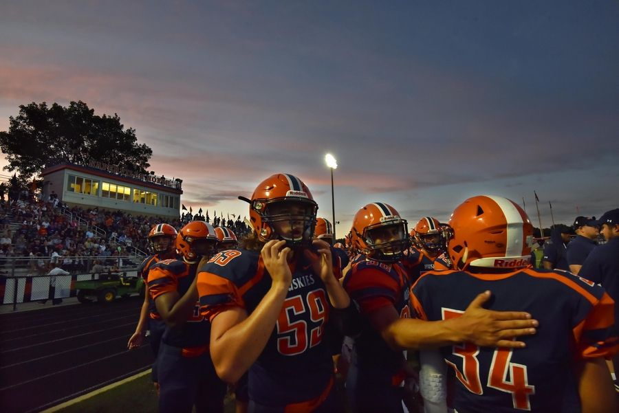 Naperville North's football team had its Saturday game against DeKalb canceled due to COVID-19 protocols.