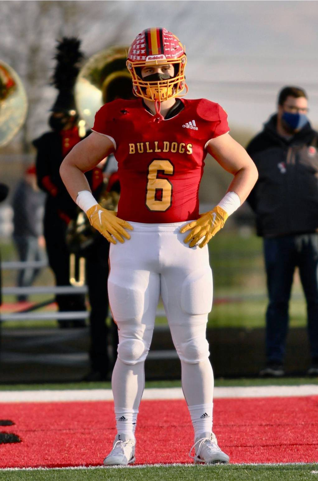 Physical play, toughness, work ethic -- Batavia's Weerts has it all